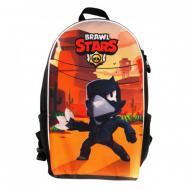 Рюкзак шкільний Brawl Stars Ворон (PO238L)