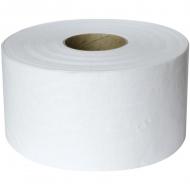 Папір туалетний ДЖАМБО 12 шт. Білий