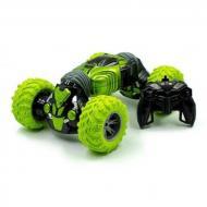 Машинка-перевёртыш Champions 2588 на пульте управления Зеленый (1634105200)