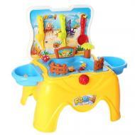 Дитячий ігровий набір Столик-рибалка зі звуковими і світловими ефектами (668-37A)