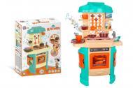 Ігровий набір Технок Кухня з підсвіткою та звуковими ефектами 29,5х13,5х28 см Різнобарвний (5637)