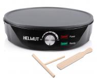 Блинница электрическая Helmut HM-517 1000 Вт Черный