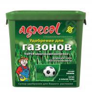 Добриво для газонів Agrecol багатокомпонентне 9 кг (51822)