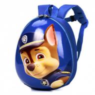 Рюкзак дитячий каркасний Щенячий патруль Гончік Синій
