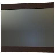 Зеркало Эверест Британия 80х70х3 см Венге темный (00272)