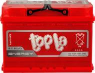 Автомобільний акумулятор Topla 75Ah/12V Energy Euro (0) (108 275)