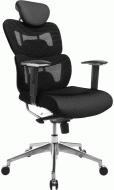 Офисное кресло GT Racer X-Y-A138 Mesh Black