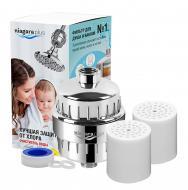 Фильтр воды для душа Niagara Plus с дополнительным картриджем (9911)