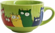 Чашка Milika Party Emerald 450 мл (M-0420-BBG)