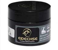 Крем-фарба для шкіряних виробів Eidechse Чорний