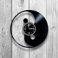 Часы настенные Китайский стиль 0151 из виниловой пластинки