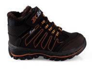 Ботинки для мальчиков утепленные ZUMRUT 24 15,5 см Коричневый (2115-24)