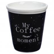 Чашка для эспрессо 70 мл Черный (6400062)