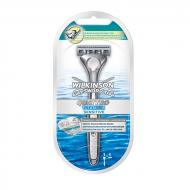 Станок для гоління Wilkinson Sword Quattro Titanium Sensitive з 1 картриджем