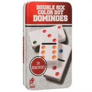 Домино Metr+ 501070 в металлической коробке (23469)