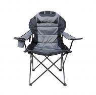 Кресло Мастер карп Серый
