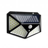 Світильник вуличний Solar Light 100 LED з датчиком руху IP65 (34049yop)