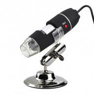 USB мікроскоп електронний цифровий Ootdty DM-1600 зі збільшенням 1600 x, 2 Мп, підсвічування 8 LED (100094)