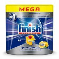 Таблетки для посудомийних машин Finish Quantum MAX 64 шт