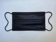 Маска медична тришарова з затиском сертифікована 500 шт (05-M-500)