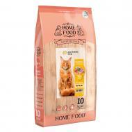 Корм HOME FOOD Індичка і креветка для великих порід 10 кг