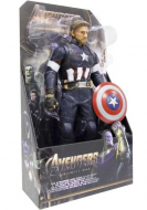 Фигурка Капитан Америка Metr+ супергерой 32 см