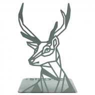 Упор для книг Glozis Deer G-037 19х12 см