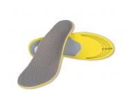 Ортопедичні устілки Arivans р. 37-41 з супінатором Сіро-жовтий