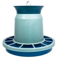 Годівниця для домашніх птахів Консенсус Саркозі №1 Синій (MCS-13465)