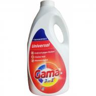 Гель для прання Gama Універсальний 5 л 100 прань (818748)