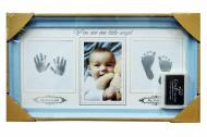 Мультирамка BABY для малышей отпечатки ручки ножки (2175)