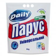 Пральний порошок універсальний Парус Daily 6 кг (4820017661591)