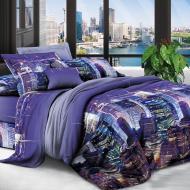 Комплект постельного белья Casa Ricco полуторный 145х215 см (30057)