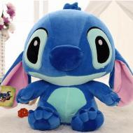 Плюшевая мягкая игрушка Стич 45 см Синий (102085)