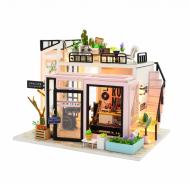 3D Румбокс CuteBee DIY DollHouse Рок Студія (V359SD)
