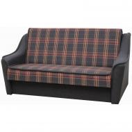 Прямий диван Меблі Софіївки Американка 100х170 см Сірий