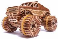 Конструктор механічний 3D пазл Монстр Трак Monster Truck Wood Trick 556 деталей