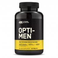 Чоловічий вітаміно-мінеральній комплекс Optimum Nutrition Opti-Men 90 таблеток