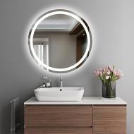 Дзеркало настінне з LED підсвічуванням Art-Com 750 мм (Led 1)