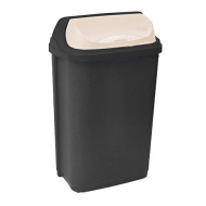 Контейнер для мусора Keeeper Rolltop 50 л Графит