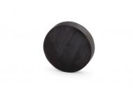 Магнит ферритовый диск 8х2 мм Черный (27402975)