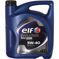 Масло ELF Моторне масло Evolution 900 SXR 5W-40 4л