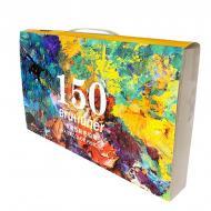 Олівці кольорові Brutfuner акварельні 150 шт