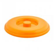 Крышка для ведра 18 л Алеана Оранжевый (MAN-00593)