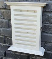 Ключница настенная  Woodworkers Home Дуб Белый