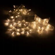 Гірлянда-бахрома Springos вулична 2 м 92 LED Warm White (CL4010)