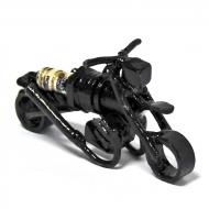 Мотоцикл металлический 5,5х3,5х11 см МС-010