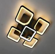Люстра LED Sunlight ST250 1500-1 650 мм Чоний/Білий