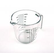 Мерный стакан пластиковый с ручкой Maestro (MR-1740-1000)