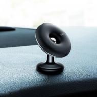 Автомобільний магнітний тримач BASEUS 360 на панель для телефона Star Ring Чорний